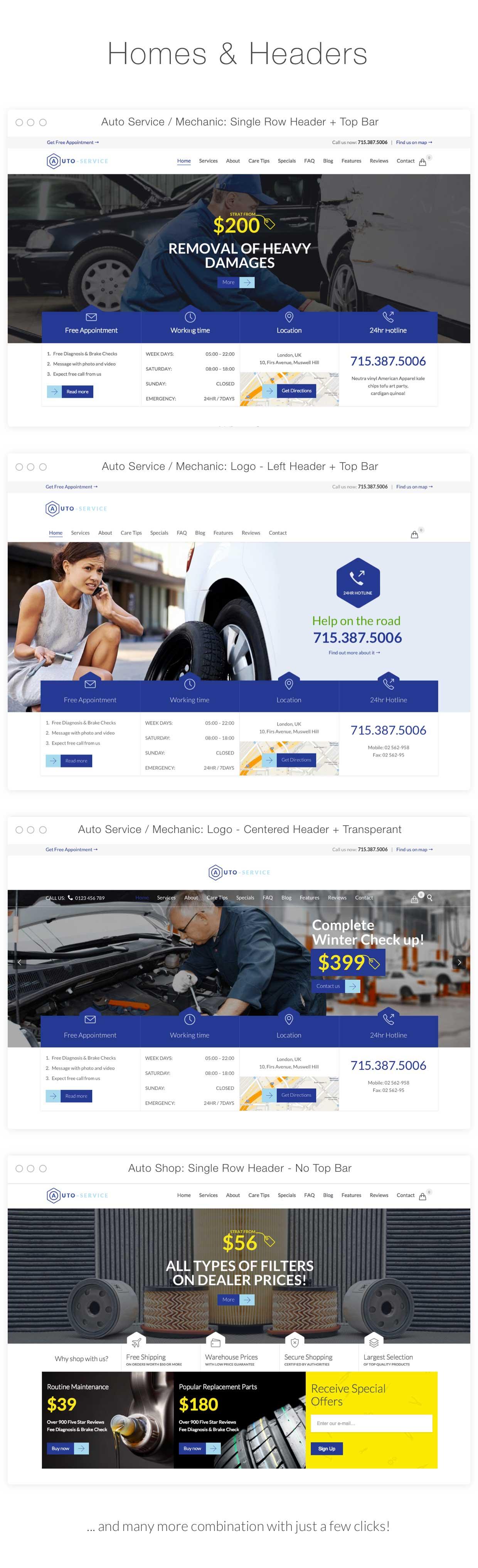 Auto Repair – Car Mechanic Services, Gobase64